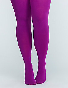 Footless Solid Tights