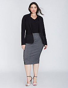 Tailored Stretch Convertible Jacket