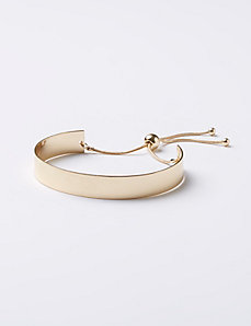 Modern Cuff Chain Back