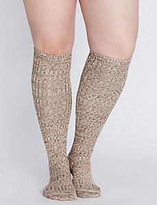 Super-Soft Heathered Boot Socks