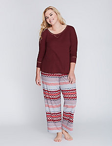 Cotton Sleep Pant - LONG