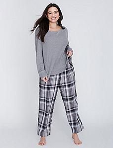 Flannel Sleep Pant