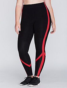 Signature Stretch Spliced Active Legging
