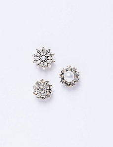 Flower Pin Trio