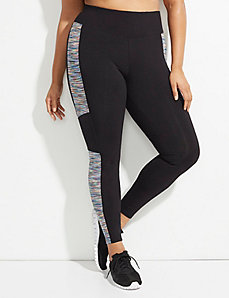 Signature Stretch Spacedye Spliced Active Legging
