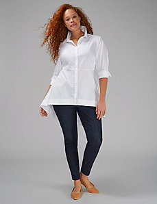 High-Low Tunic Shirt