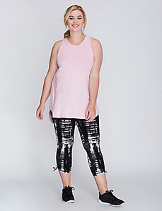 Wicking High-Neck Active Tank