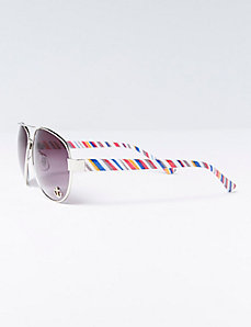 Striped Sunglasses