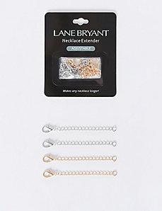 Necklace Extender 4 Pack