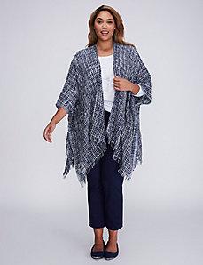 Textured Kimono