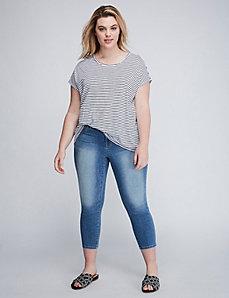Skinny Capri Jean