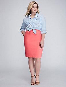 Modernist Pencil Skirt