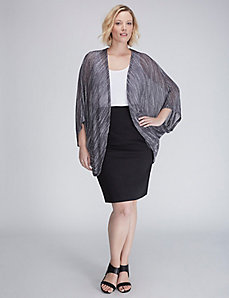 Dolman-Sleeve Overpiece