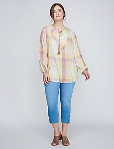 Cropped Jean by Melissa McCarthy Seven7