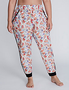 Cotton Jogger Sleep Pant