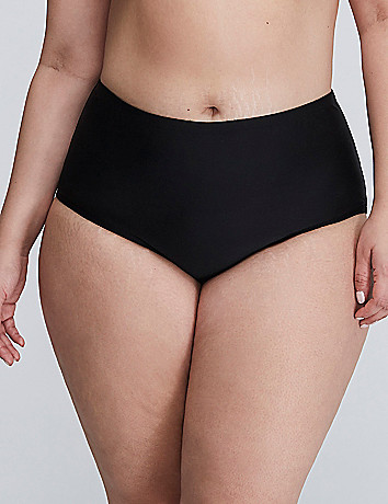 Full figure Swim hipster in sizes 14 to 28