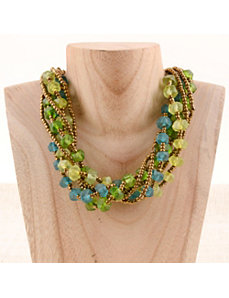 Seaside Maui Necklace by Marlene's Jewels