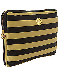 Stripe Laptop Sleeve Cover by Sydney Love