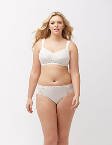 Marie wire-free mastectomy bra