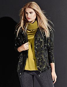 6th & Lane urban camo jacket