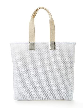 Mesh tote bag by Lane Bryant