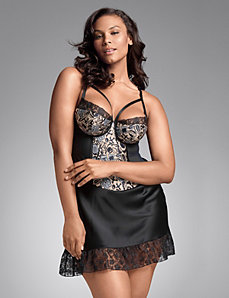 Demi bustier chemise by Sophie Theallet