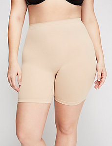 Seamless Long-Leg Shortie Panty