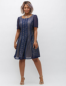 Lace Dress by Gabby Skye