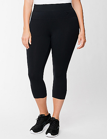 Capri legging with Tighter Tummy Technology