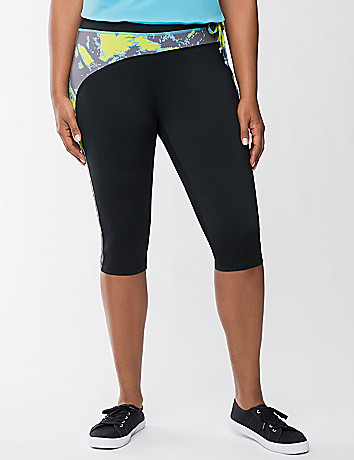 Dance wrap capri by Reebok