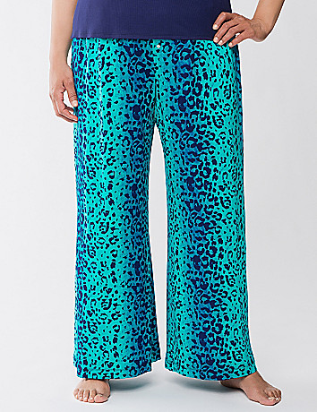 Tru to You animal print sleep pant