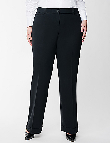 Classic leg pant with Tighter Tummy Technology