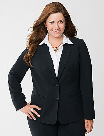 Tailored Stretch fitted jacket
