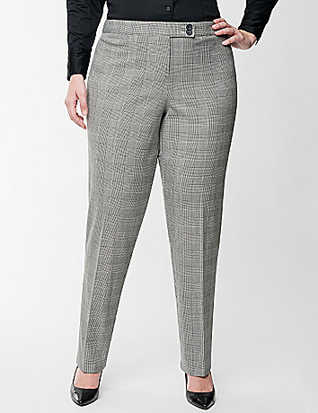 Smart Stretch glen plaid pant