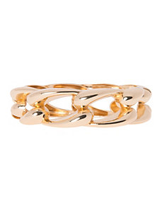 Hinged link bracelet by Lane Bryant