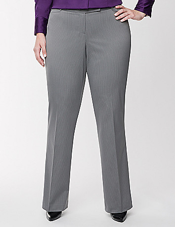 Lena Tailored Stretch pinstripe trouser