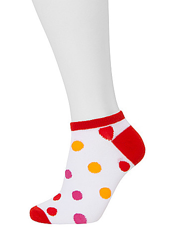 Multi dot sport socks 3-pack