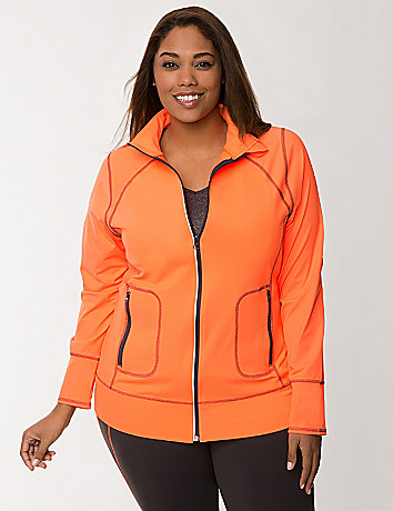 TruDry full zip active jacket