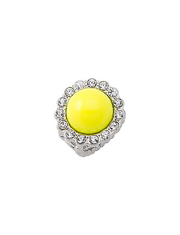 Neon dome ring by Lane Bryant
