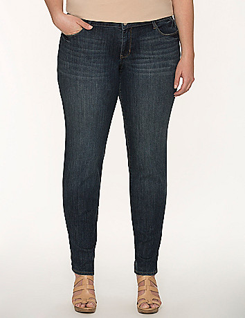 Mercer slim boot jean by DKNY JEANS