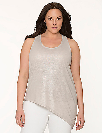 Lane Collection asymmetric tank
