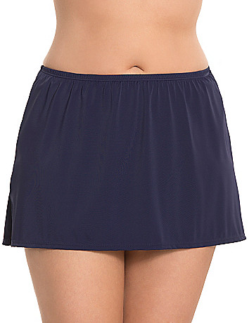 COCOS SWIM solid swim skirt