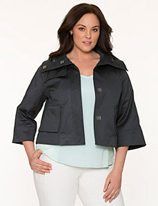 Lane Collection tech jacket