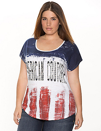 American Couture tee
