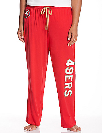 San Francisco 49ers sleep pant