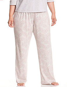 Paisley sleep pant