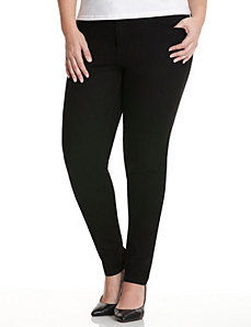 Genius Fit™ black skinny jean