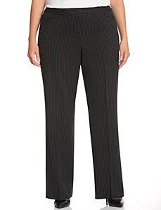 Lena Tailored Stretch striped trouser