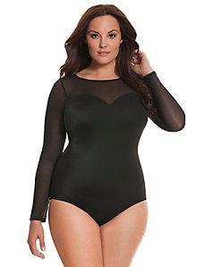 Illusion bodysuit
