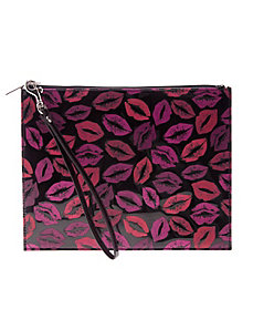 Smooches wristlet bag